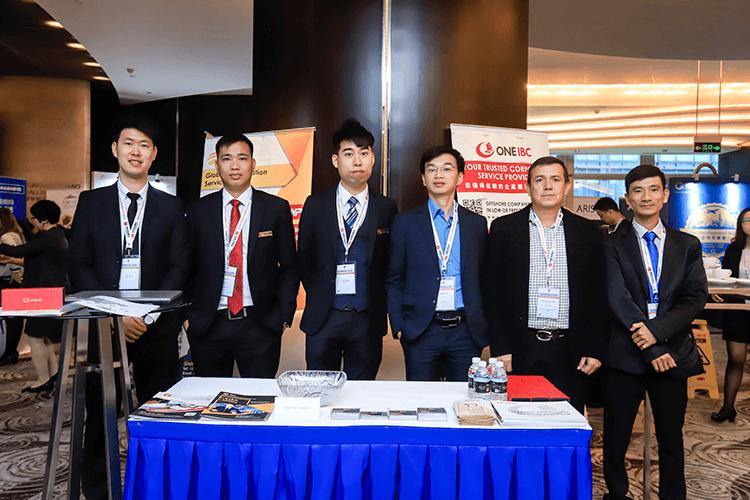 China Offshore Shanghai Summit 2018