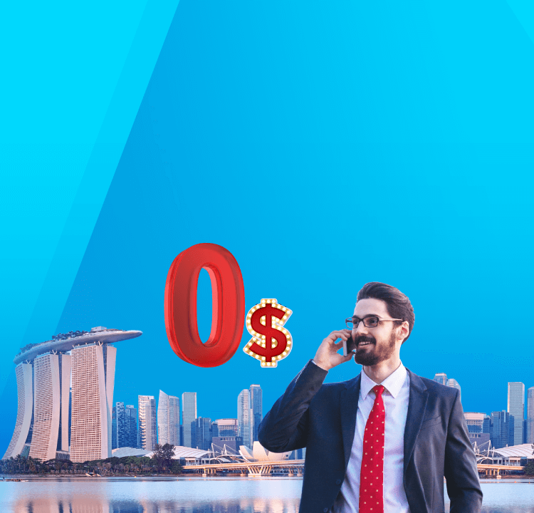 Incorporate a Singapore company