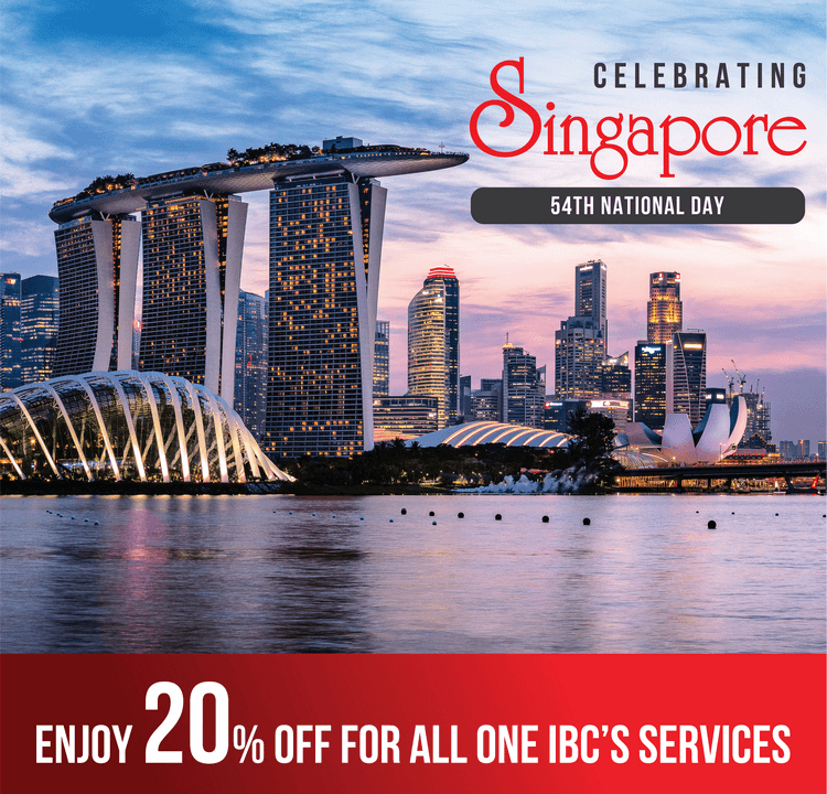 Celebrating - Singapore National Day