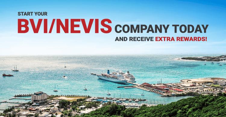 Caribbean Promotion - BVI/Nevis