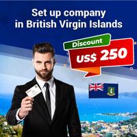 Create your business breakthrough in British Virgin Islands