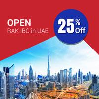 Enjoy benefits from RAK IBC
