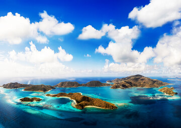 Foreign investors should choose The British Virgin Islands (BVI) and The Cayman Islands to set up a business?