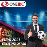 Get the best Euro 2021 offers with One IBC