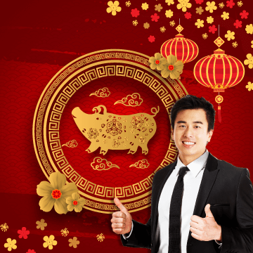 Chinese New Year 2019 - Order and Get 20% OFF NOW