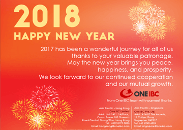 2018 Greetings & Notice of office hour