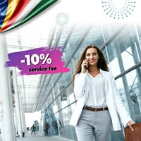 Mega March Sale for Seychelles company formation starting from today
