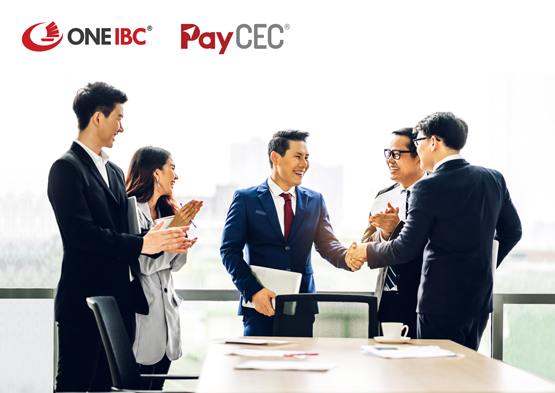 One IBC and PayCEC Payment Gateway delightfully announce partnership