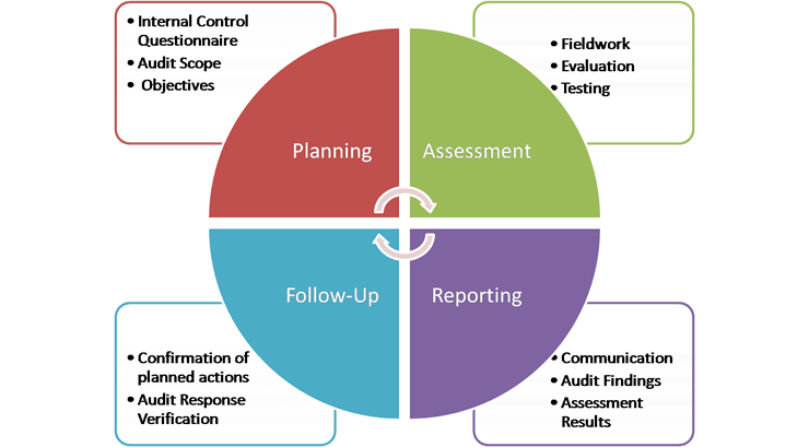 Process of Auditing