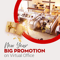 Special Promotion for Lunar New Year - Big Discount on Virtual office for all Jurisdiction
