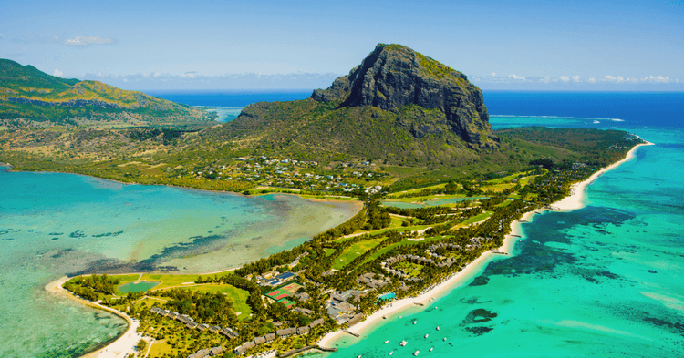 Take a tax holiday in Mauritius