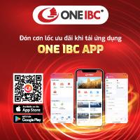 Ưu đãi cho khách hàng sử dụng dịch vụ doanh nghiệp trên One IBC App