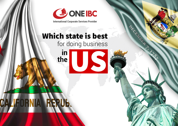 Which state is best for doing business in the US