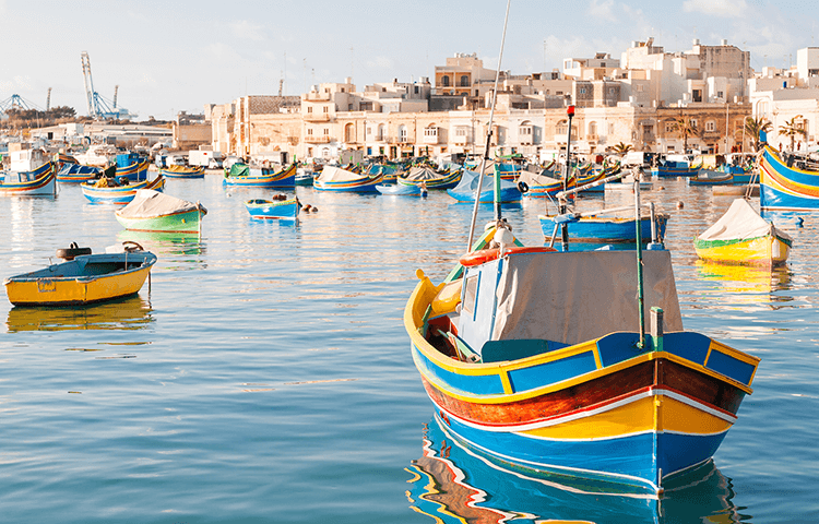 Why incorporate in Malta
