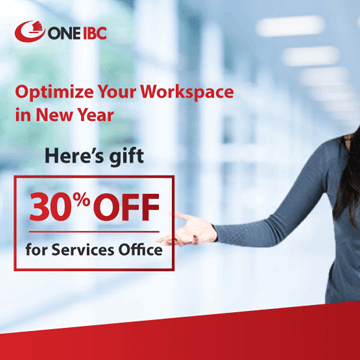 Optimize Your Workspace In New Year. Here's Gift 30% Off From One IBC